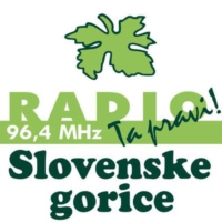 Logo of radio station Radio Slovenske gorice