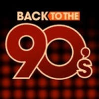 Logo of radio station Back2the90s