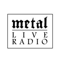 Logo of radio station Metal Live Radio