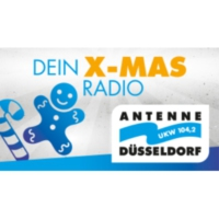 Logo of radio station Antenne Düsseldorf - Xmas Radio