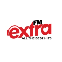 Logo of radio station ExtraFM
