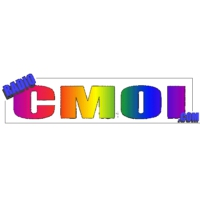 Logo of radio station Radio CMOI