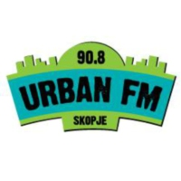 Logo of radio station Urban FM 90.8