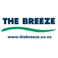 Logo of radio station The Breeze Wellington