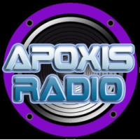 Logo of radio station APOXIS RADIO