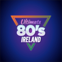 Logo of radio station Ultimate 80's Ireland