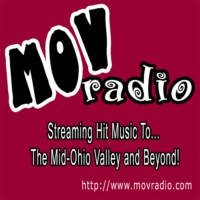 Logo of radio station MOV radio