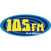 Logo of radio station Rádio 105 FM