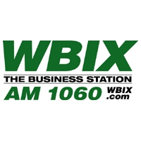 Logo of radio station WBIX 1060 AM