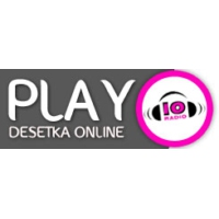 Logo of radio station Desetka