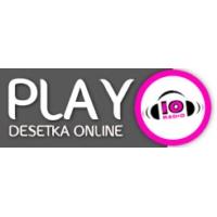 Logo de la radio Desetka