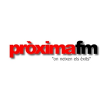 Logo of radio station Proxima FM
