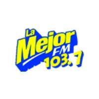 Logo of radio station La Mejor FM Durango