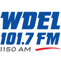 Logo of radio station WDEL 101.7FM