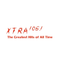 Logo of radio station XTRA 106.1