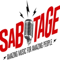 Logo of radio station SABOTAGE