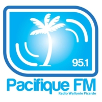Logo of radio station Pacifique FM
