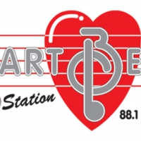 Logo of radio station Heartbeat FM