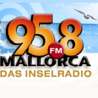 Logo of radio station Mallorca 95.8