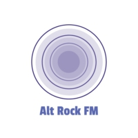 Logo of radio station Alt Rock FM