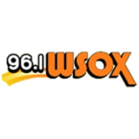Logo of radio station WSOX 96.1
