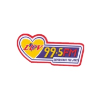 Logo of radio station Luv 99.5FM
