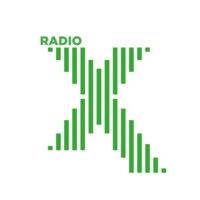 Logo of radio station Radio X 104.9