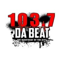 Logo de la radio 103.7 Da Beat