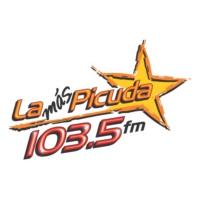 Logo de la radio XHPV La Más Picuda 103.5