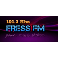 Logo of radio station fress fm