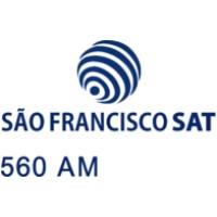 Logo of radio station Radio Sao Francisco Sat 560 AM
