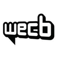 Logo of radio station WECB
