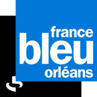 Logo of radio station France Bleu Orleans