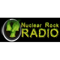 Logo of radio station Nuclear Rock Radio
