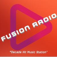 Logo of radio station Fusion Radio decades