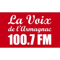 Logo of radio station La Voix de l'Armagnac