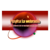 Logo of radio station Playlist la Webradio