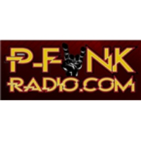 Logo of radio station P-Funk Radio