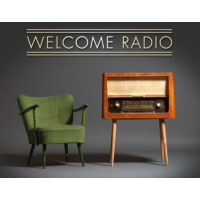 Logo of radio station WELCOME RADIO