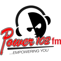 Logo of radio station Power 102 FM
