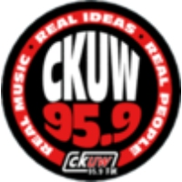 Logo of radio station CKUW