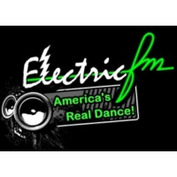Logo of radio station ElectricFm
