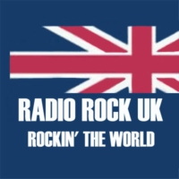 Logo de la radio Radio Rock UK