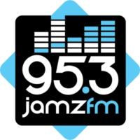 Logo of radio station Jamz953fm