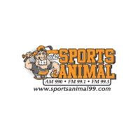 Logo of radio station WNML Sports Animal 99