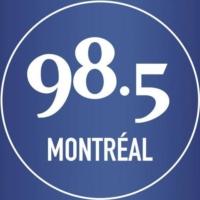 Logo of radio station CHMP 98.5 FM