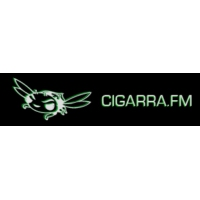 Logo of radio station Cigarra FM