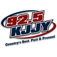 Logo of radio station 925 KJJY