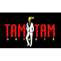 Logo of radio station Tam Tam Network
