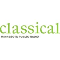 Logo of radio station KSJN